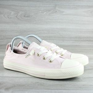 Converse All Star Shoreline Rose Low Top Sneaker